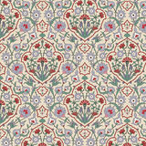 Arabesque seamless pattern 27 Royalty Free Stock Photography