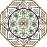 Arabesque seamless pattern Royalty Free Stock Image