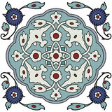 Arabesque seamless pattern Royalty Free Stock Photo