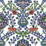 Arabesque seamless pattern Stock Photo