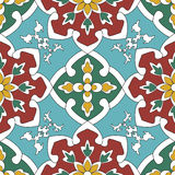 Arabesque seamless pattern Stock Photography