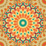 Arabesque seamless pattern Royalty Free Stock Photography