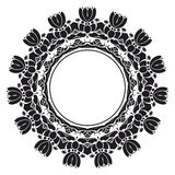 Arabesque. Set of  Baroque Scroll EPS-10 Royalty Free Illustration
