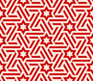 Arabesque Star Pattern Royalty Free Stock Photography