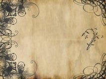 arabesquedesignpapper Arkivbilder
