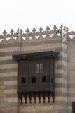 Arabesquefönster Royaltyfri Fotografi