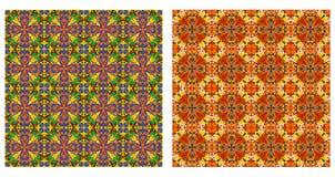 Arabesquen mönstrar sömlöst Royaltyfri Fotografi