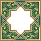 Arabesquepatroon Royalty-vrije Stock Afbeeldingen