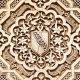 Arabesques Photographie stock