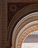 arabesques μάρμαρο στρωμάτων Στοκ Εικόνες