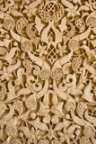 Arabesques in Binnenplaats van Leeuwen royalty-vrije stock afbeelding