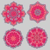 Arabesques. Decorative element. Royalty Free Stock Photography