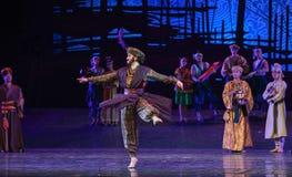 "Arabia businessman Hamadi-Dance drama ""The Dream of Maritime Silk Road"". Dance drama ""The Dream of Maritime Silk Road"" centers on the plot of two Royalty Free Stock Images"