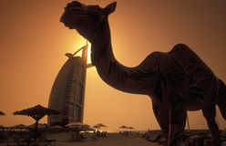 ARABIA EMIRATES DUBAI Stock Photography