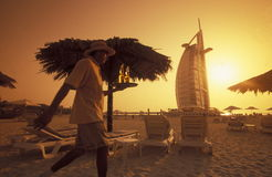 ARABIA EMIRATES DUBAI Royalty Free Stock Photography