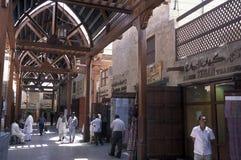 ARABIA EMIRATES DUBAI Stock Photo