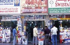 ARABIA EMIRATES DUBAI Royalty Free Stock Images