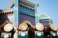 Arabian architecture Royalty Free Stock Photography