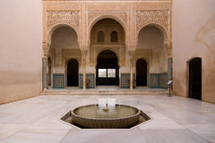 Arabian architecture Stock Photography