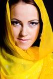 Arabian beautiful woman. Royalty Free Stock Photo