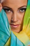 Arabian beautiful woman. Stock Images