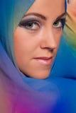 Arabian beautiful woman. Royalty Free Stock Photography