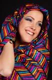 Arabian beautiful woman. Stock Photo