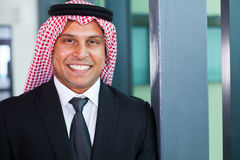 Arabian businessman Stock Photos