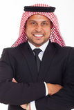 Arabian businessman Royalty Free Stock Photo