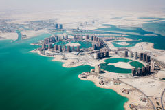 Arabian city Royalty Free Stock Images