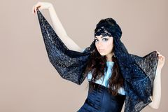 Arabian clothes Stock Images