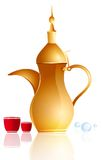 Arabian Coffee Stock Photography
