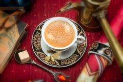 Arabian coffee Royalty Free Stock Photos