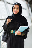 Arabian college student Royalty Free Stock Photos