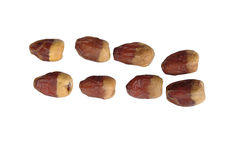 Arabian dates Stock Images