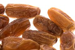 Arabian dates Royalty Free Stock Images