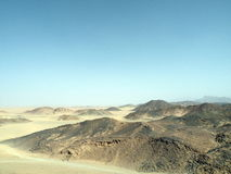 Arabian desert, Africa Stock Images
