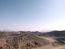 Arabian desert Royalty Free Stock Images