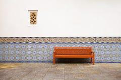Arabian exterior Stock Image