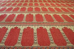 Arabian floor carpet Stock Photos