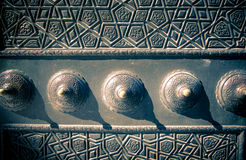 Arabian Gate / Detail Royalty Free Stock Photos