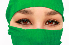 Arabian girl Stock Image