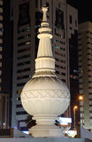 Arabian incense burner, Abu Dhabi Stock Photography