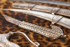 Arabian Knife Stock Image