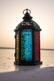 Arabian Lamp Royalty Free Stock Photography