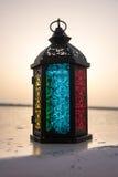 Arabian Lamp Royalty Free Stock Photography