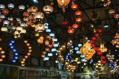 Arabian lamps Royalty Free Stock Images