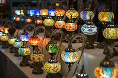 Arabian lamps Royalty Free Stock Image
