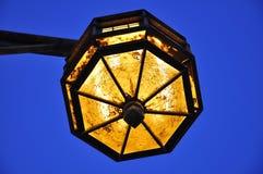 Arabian Lantern. This image was taken in Riyadh, Saudi Arabia Royalty Free Stock Images