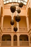 Arabian Lanterns Stock Image